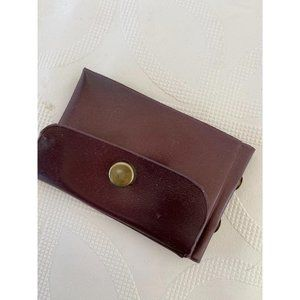 Vintage mini snap closure coin purse